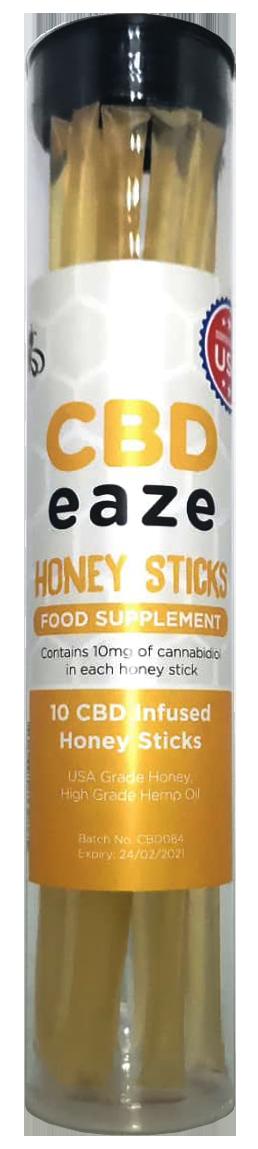 CBD Honey Sticks 100mg
