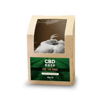 CBDeaze x10 CBD Tea Bags