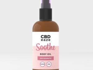 CBDEaze, Body Oil, CBD
