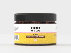 CBDEaze choco bites, edibles, CBD