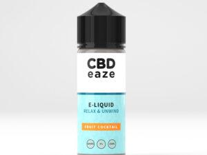 CBD Eaze, CBD Vape bottle, 100ml, 2500mg